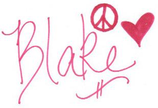 Blake signature