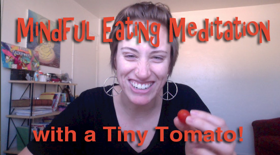 Mindful Eating Meditation for Eating Disorder and Negative Body Image Healing