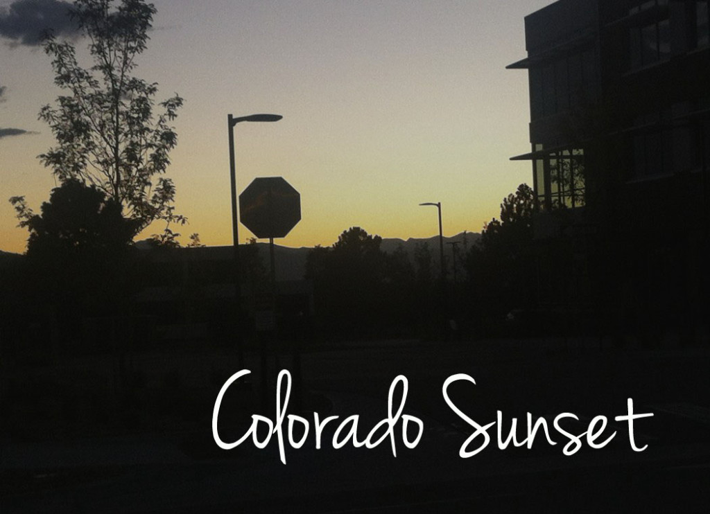 Colorado_sunset