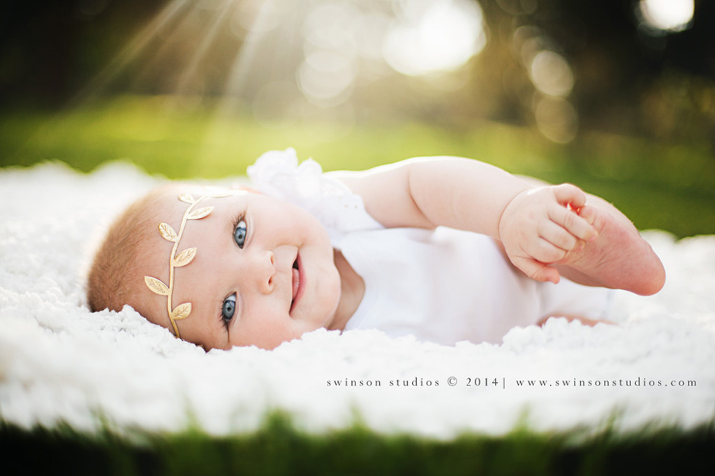 Swinson Studios Newborn Photo