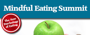 mindful eating summit badge as seen on